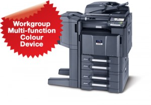 Kyocera Colour Printers and Multi-functional Devices