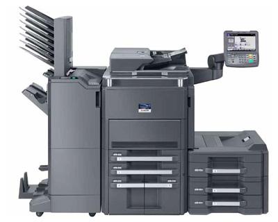 Kyocera TASKalfa 6501i Mono Multifunction photocopier Perth