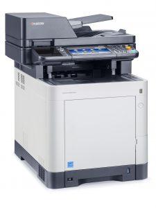 Kyocera ECOSYS M6535cidn Desktop Printer