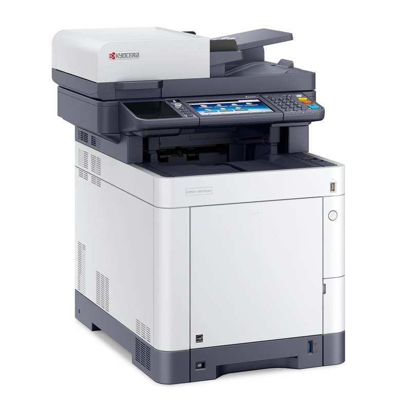 Kyocera ECOSYS M6635cidn Desktop Printer